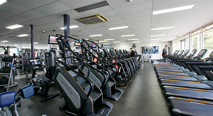Leisure centres - City of Stirling