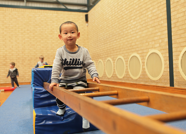 Kindy gym