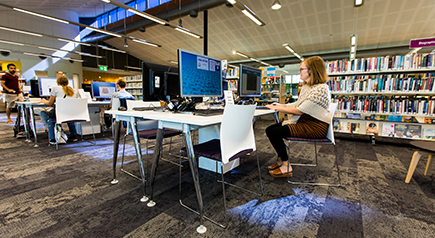 Digital library - City of Stirling