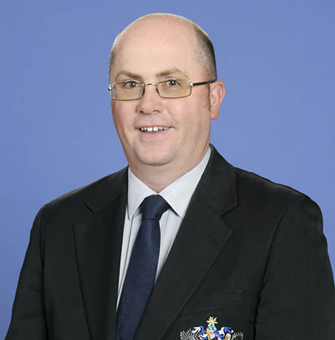 Councillor Keith Sargent