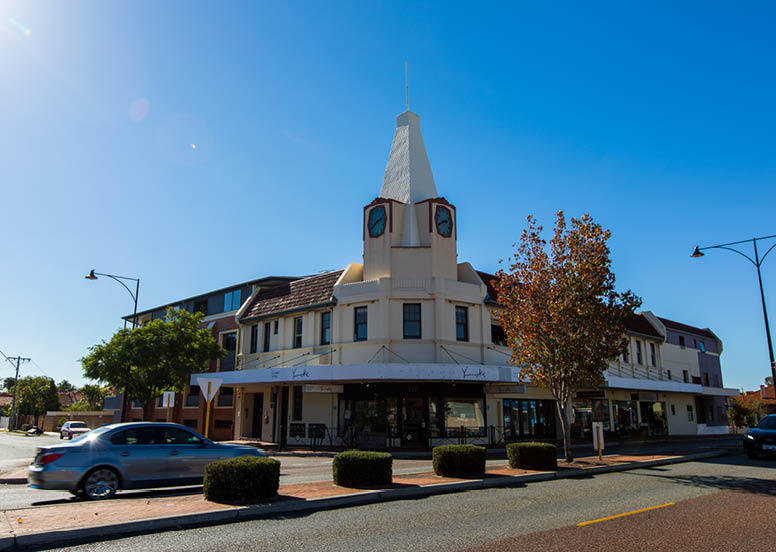 Inglewood Clock Tower