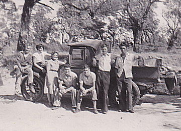 Stirling Memories Photograph with a Story winner shows Yokine bushland circa 1953